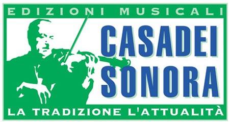Logo Casadei Sonora