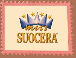 Logo concorso nazionale di bellezza e simpatia Miss Suocera Italiana