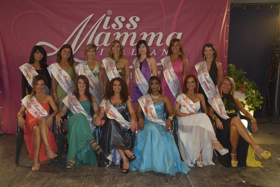 2013 vincitrici Miss Mamma Italiana GOLD