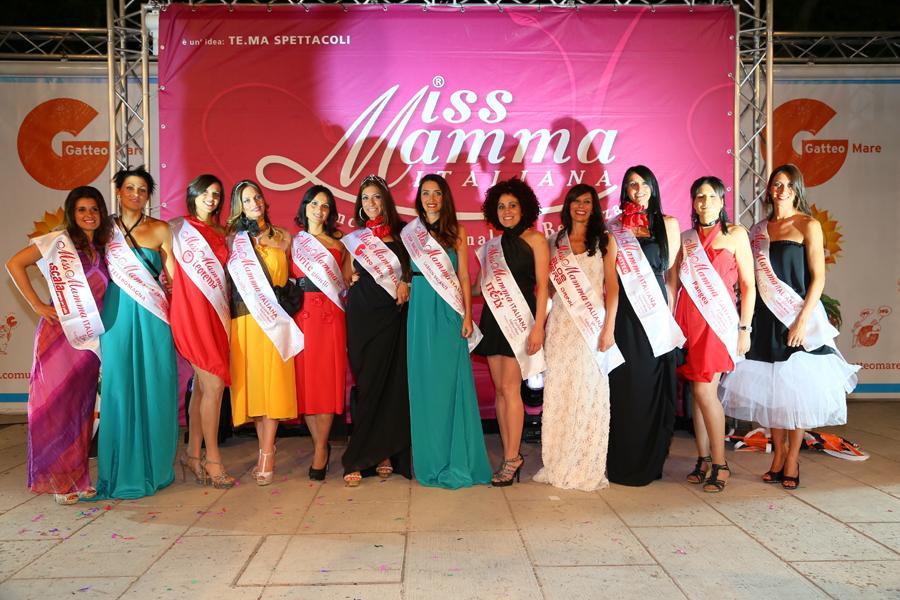 2013 vincitrici Miss Mamma Italiana