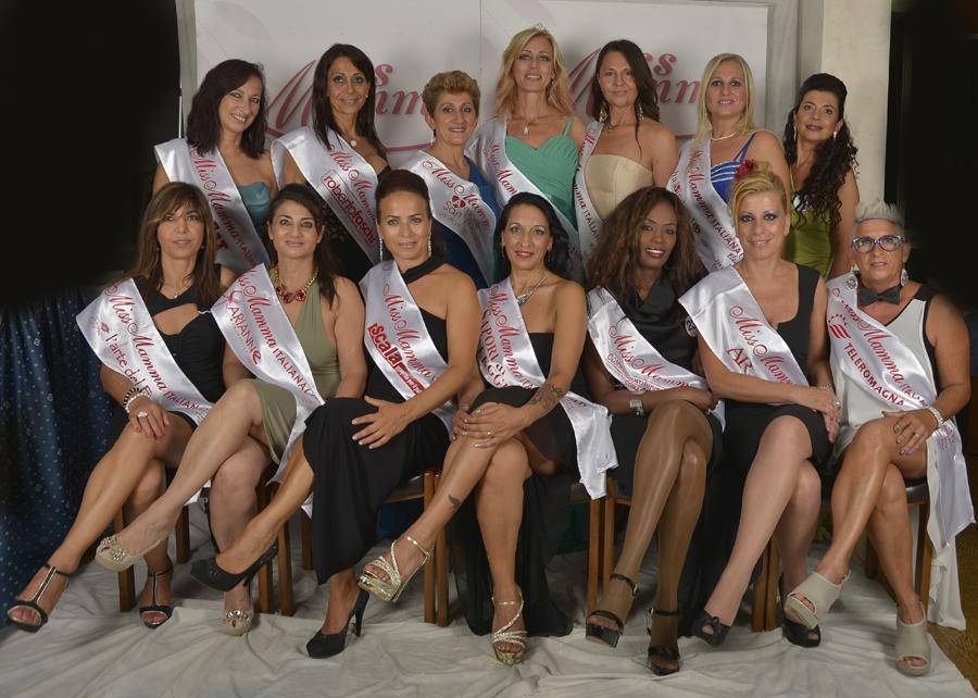 2014 vincitrici Miss Mamma Italiana GOLD