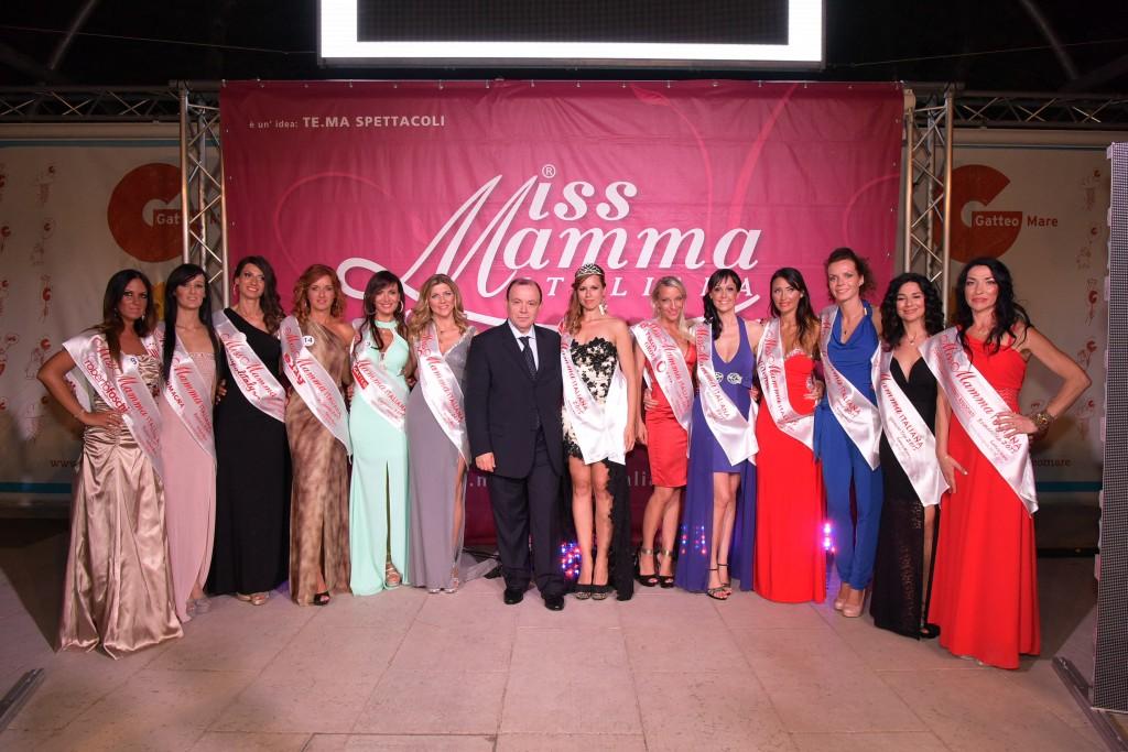 2015 vincitrici Miss Mamma Italiana