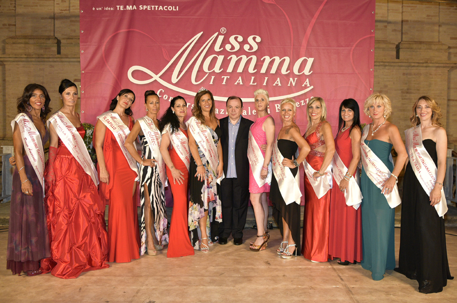 2015 vincitrici Miss Mamma Italiana GOLD