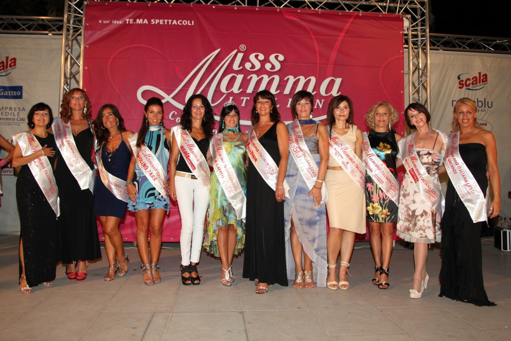 Miss Mamma Italiana GOLD 2011 OK