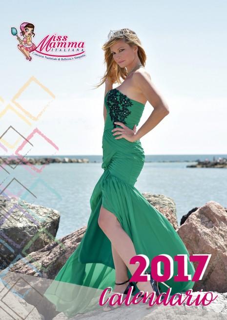 Calendario 2017 Miss Mamma Italiana
