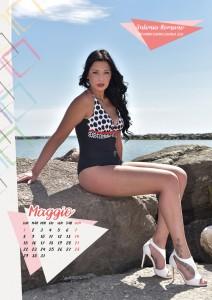 Calendario 2017 Miss Mamma Italiana - Maggio