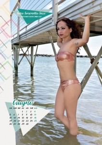 Calendario 2017 Miss Mamma Italiana - Giugno