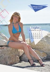 Calendario 2017 Miss Mamma Italiana - Luglio