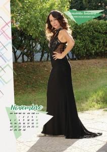 Calendario 2017 Miss Mamma Italiana - Novembre