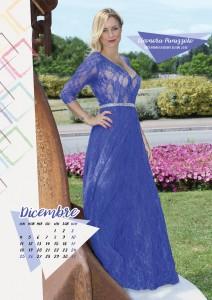 Calendario 2017 Miss Mamma Italiana - Dicembre
