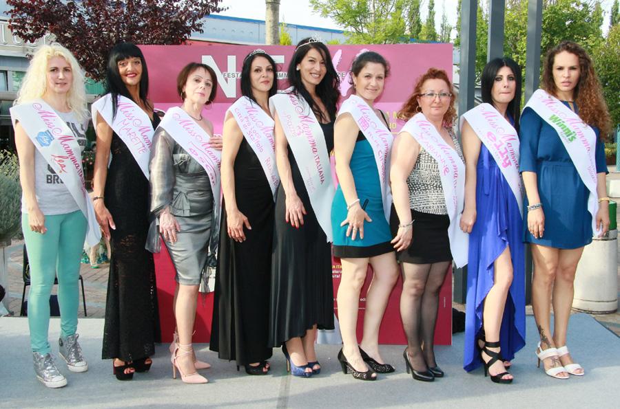 Vincitrici selezione Miss Mamma Italiana 2017 a Castel Maggiore Bologna
