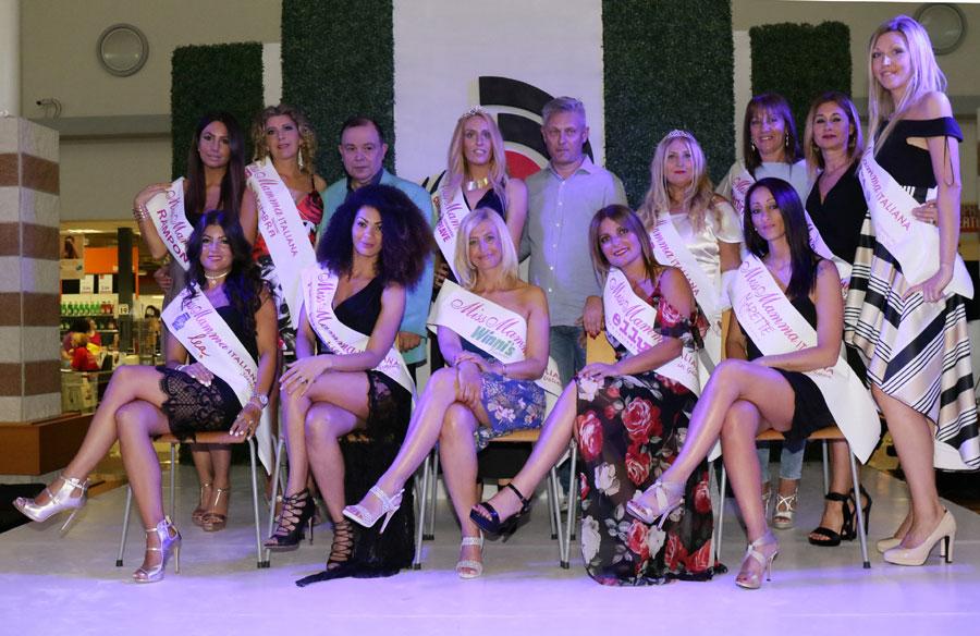 Vincitrici selezione San Donà di Piave Miss Mamma Italiana 2017