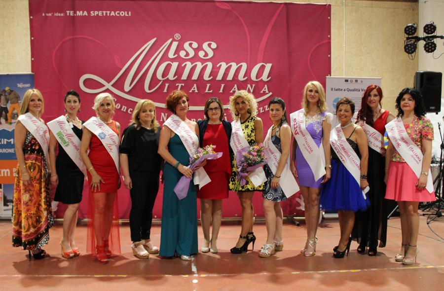 vincitrici-selezione-miss-mamma-italiana-2017-bovolenta