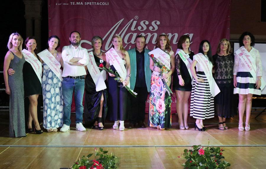 Vincitrici selezione Miss Mamma Italiana 2017 Piove di Sacco
