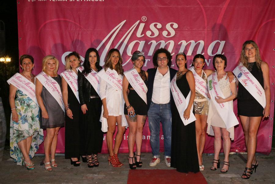 Vincitrici selezione Miss Mamma Italiana 2017 Casalecchio di Reno