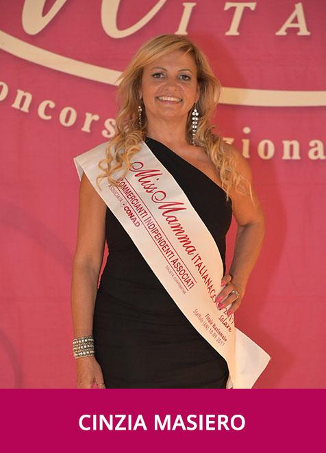 Cinzia Masiero Miss Mamma Italia Gold Solare 2017