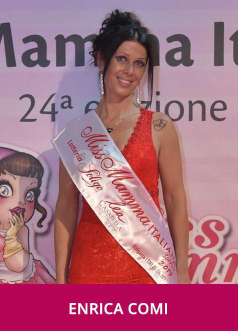 Enrica Comi Miss Mamma Italiana Sorriso 2017