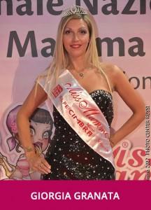 Giorgia Granata Miss Mamma Italiana 2017