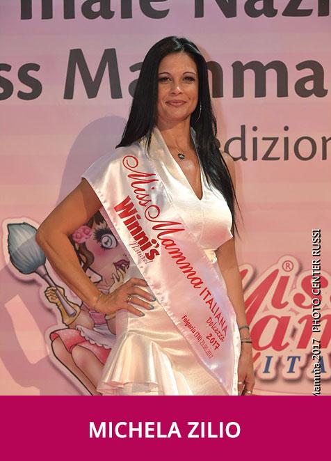 Michela Zilio Miss Mamma Italiana Dolcezza 2017