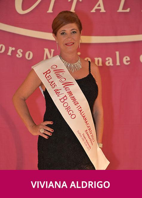 Viviana Aldrigo Miss Mamma Gold Romantica 2017