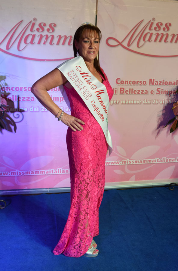 Miss Mamma Italiana Evergreen Carla Vianello