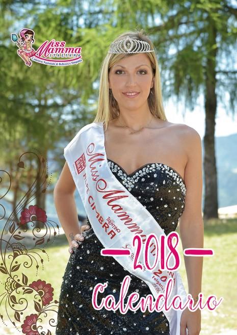 Calendario 2018 Miss Mamma Italiana