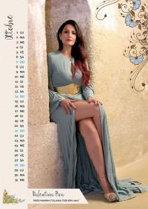 Calendario 2018 Miss Mamma Italiana - Ottobre