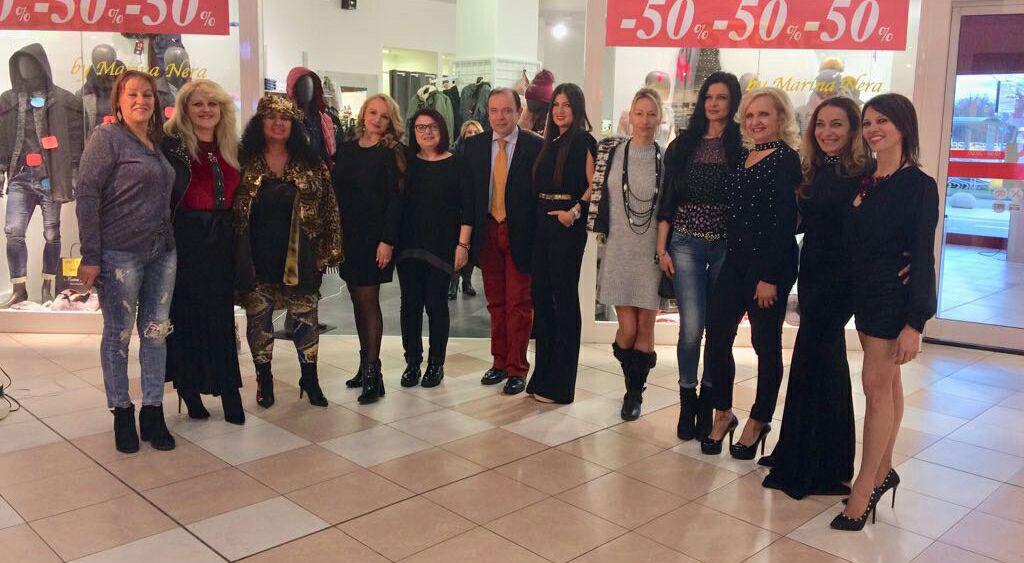 Le protagoniste del Casting a Villorba provincia di Treviso