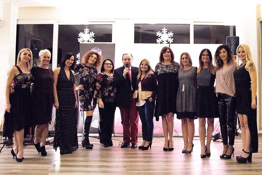 Le mamme alla Festa degli Auguri di Buon Anno a Riccione | Miss Mamma Italiana