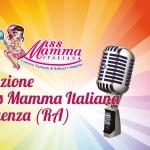 Selezione Miss Mamma Italiana a Faenza