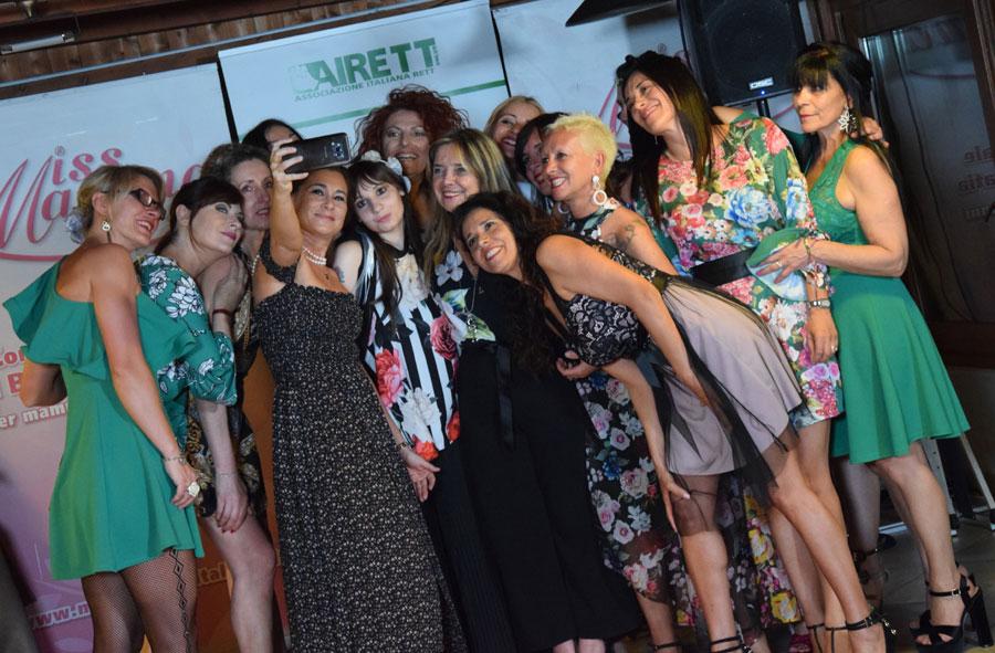 Galà Miss Mamma Italiana a Milano Marittima a favole di AIRETT