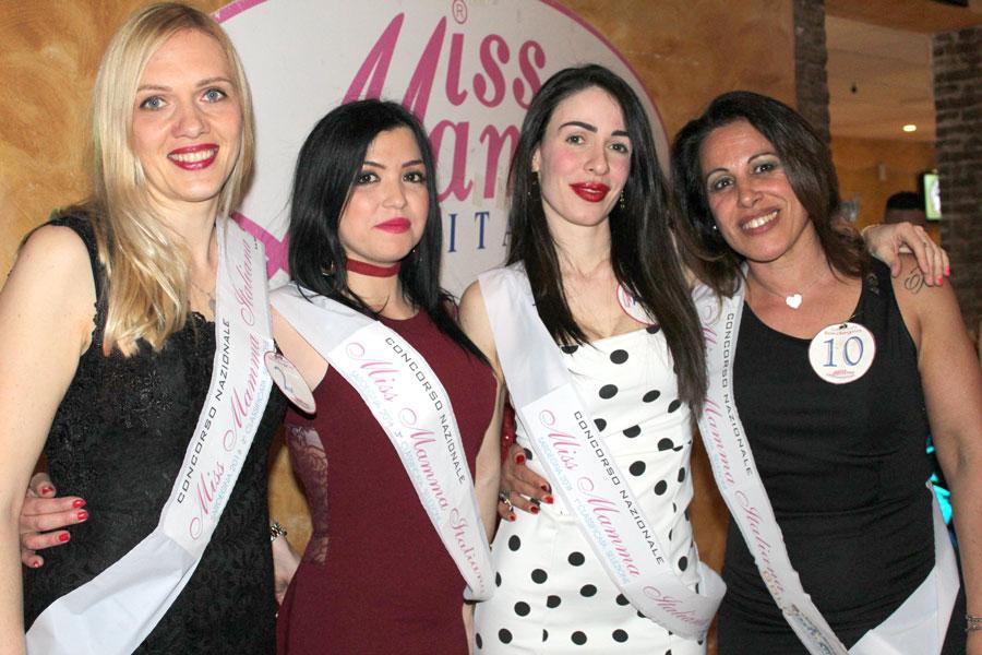 Vincitri selezione Miss Mamma Italiana Quartu Sant'Elena Cagliari