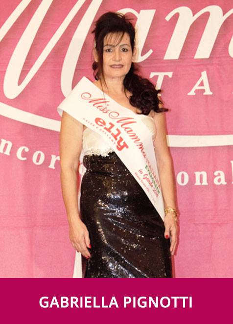Gabriella Pignotti - Miss Mamma Italiana Evergreen in Gambe 2018