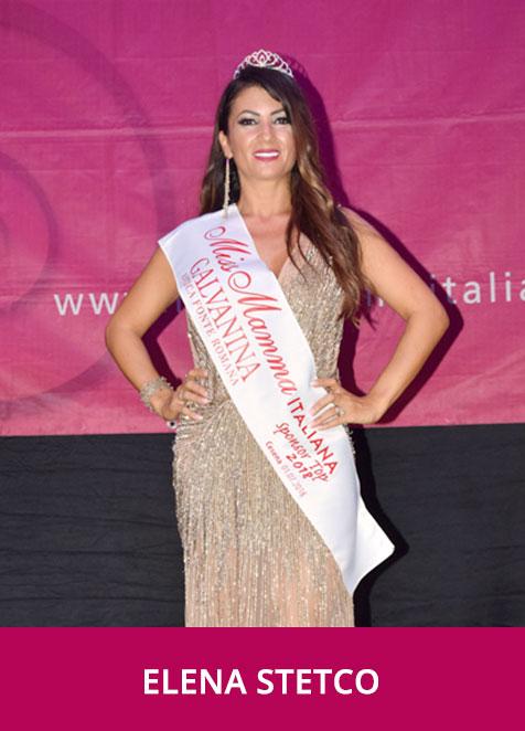 Elena Stetco Miss Mamma Italiana Sponsor Top