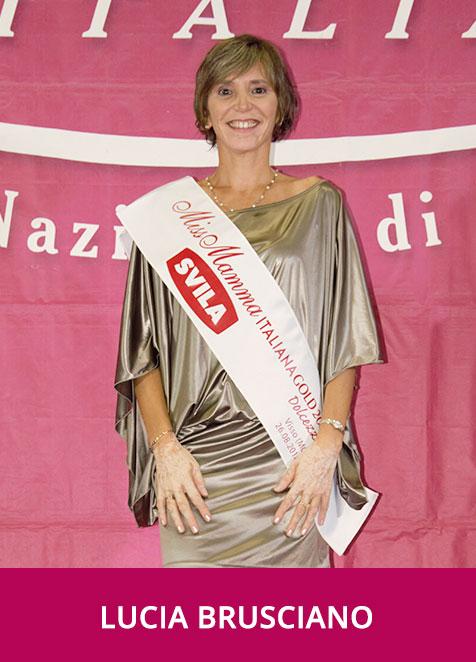 Lucia Brusciano Miss Mamma Italiana GOLD Dolcezza