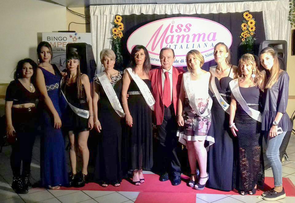 Vincitrici selezione Miss Mamma Italiana 2018 - Selargius Cagliari