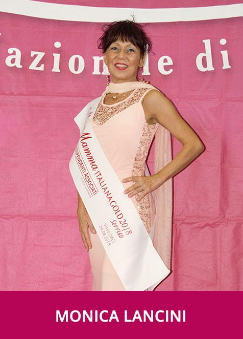 Monica Lancini Miss Mamma Italiana GOLD Sorriso