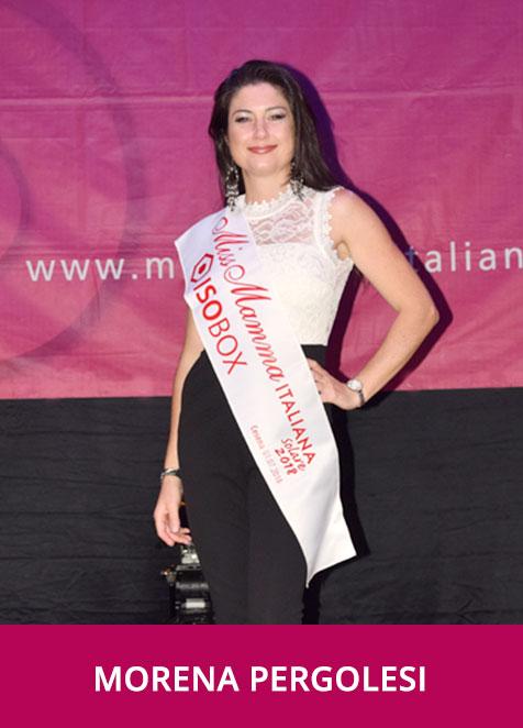 Morena Pergolesi Miss Mamma Italiana Solare 2018