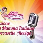 Selezione Miss Mamma Italiana a Boccasette Rovigo