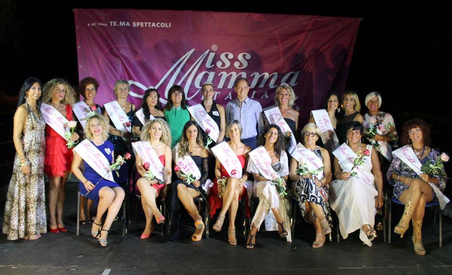 Premiate Andora - Miss Mamma Italiana