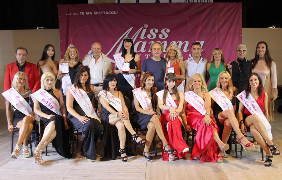 Premiate Lido Adriano - Miss Mamma Italiana