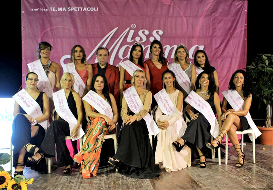 PRemiate Barletta - Miss Mamma Italiana