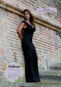 Calendario 2019 Miss Mamma Italiana - Febbraio