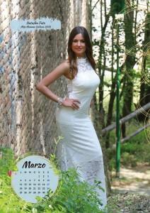 Calendario 2019 Miss Mamma Italiana - Marzo