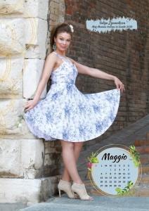 Calendario 2019 Miss Mamma Italiana - Maggio