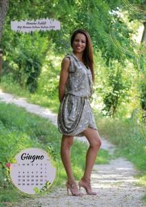 Calendario 2019 Miss Mamma Italiana - Giugno