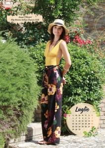 Calendario 2019 Miss Mamma Italiana - Luglio