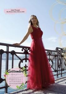 Calendario 2019 Miss Mamma Italiana - Settembre