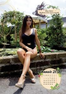 Calendario 2019 Miss Mamma Italiana - Gennaio 2020
