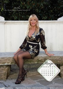 Calendario 2019 Miss Mamma Italiana Evergreen - Marzo
